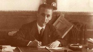Amós Acero fue alcalde de la antigua Villa de Vallecas durante el periodo republicano (1931-1939), encarcelado tras la Guerra Civil y fusilado en 1941.