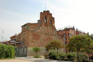 Ermita de San Blas, en el distrito de Hortaleza.