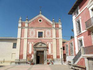Otra de las zonas dentro la campaña de limpieza es Nuestra Señora de Valverde.