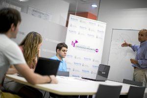 La Universidad está celebrando la II Semana Nacional del Emprendedor con Discapacidad.