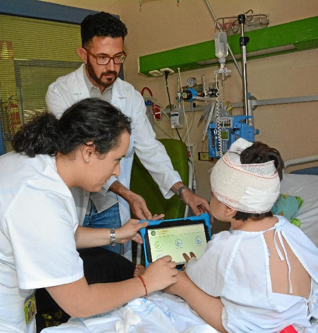 Se pretende agilizar la valoración del dolor agudo en pacientes postoperatorios.