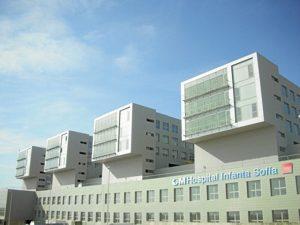 Hospital Universitario Infanta Sofía.