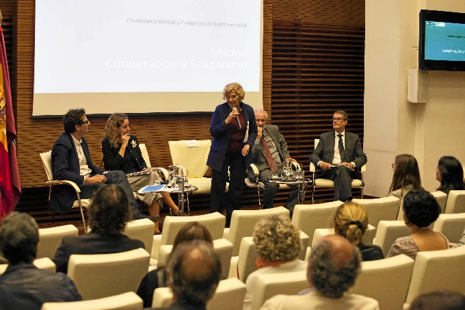 FMS es una instancia de consulta y diálogo abierta, flexible, dinámica y estructurada.