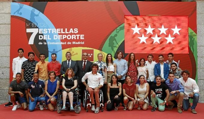 Durante el encuentro se ha mostrado el apoyo a los deportistas, deseándoles suerte en cada una de sus modalidades.