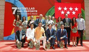 La comunidad ha repartido 143.000 euros en becas a los madrileños que representarán a España en Río 2016.