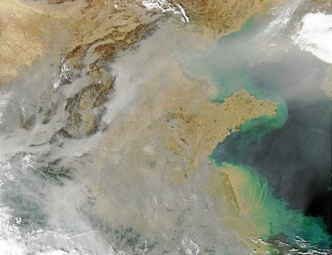 El aumento de O3 troposférico hace necesario un esfuerzo mayor para identificar medidas eficaces contra la contaminación.