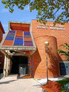 Teatro Adolfo Marsillach.