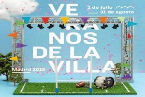 La programación de artes escénicas de Veranos de la Villa incluye en julio y agosto numerosas citas destacadas.