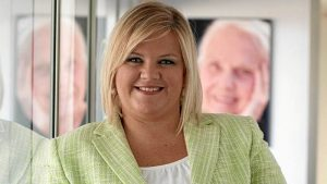 La empresaria madrileña Catalina Hoffman.