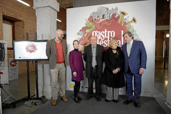 El Ayuntamiento, a través del Área de Turismo de Madrid Destino, y Asisa Madrid Fusión organizan este evento que se desarrolla del 21 de enero al 5 febrero