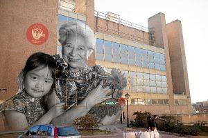 El objetivo prioritario es conocer la cultura y tradiciones del pueblo chino, formado en Madrid por unas 55.000 personas.