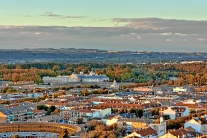 Vista de Aranjuez.