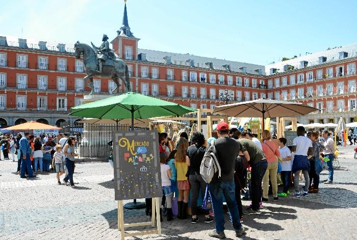 El sábado 2 de septiembre vuelven las actividades para celebrar el IV centenario de la Plaza Mayor.