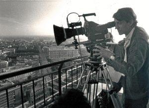 Un homenaje a la figura del realizador Basilio Martín Patino.