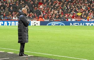 """""""Arsène Wenger looks on"""" byRonnie Macdonald (CC BY 2.0)."""