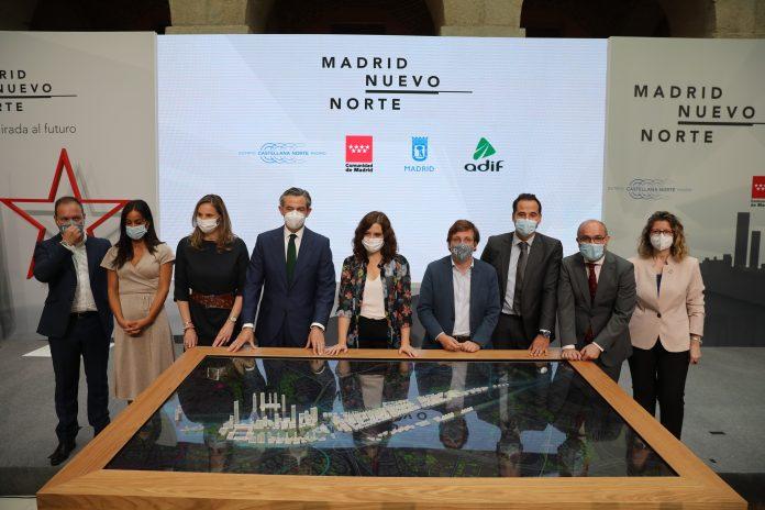 El proyecto final de Madrid Nuevo Norte, un modelo de sostenibilidad