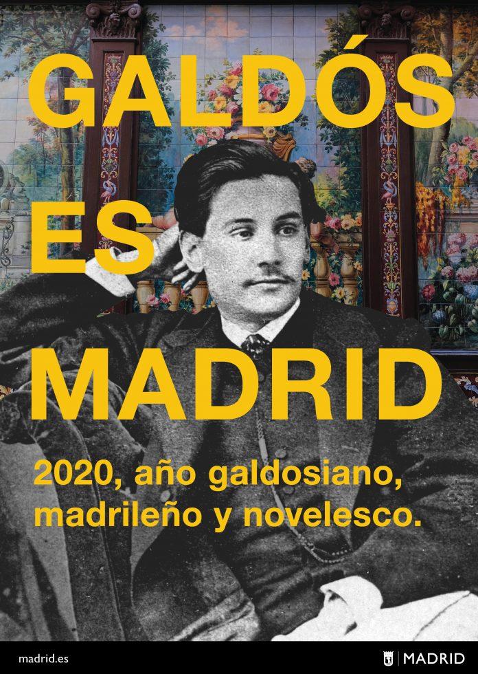 Estreno de un nuevo itinerario galdosiano por el centro de Madrid