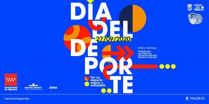 Madrid celebra el Día del Deporte bajo el lema 'Un deporte seguro y saludable'