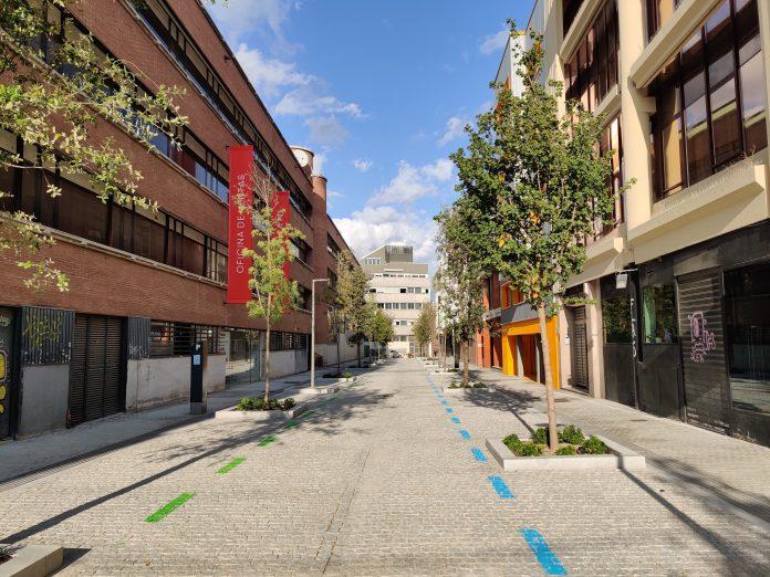 Concluye la remodelación integral de la calle Javier Ferrero