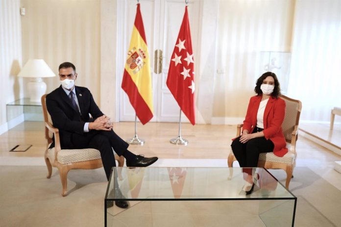Reuniones semanales para coordinar la respuesta en Madrid frente al covid-19